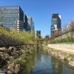 Seoul City River